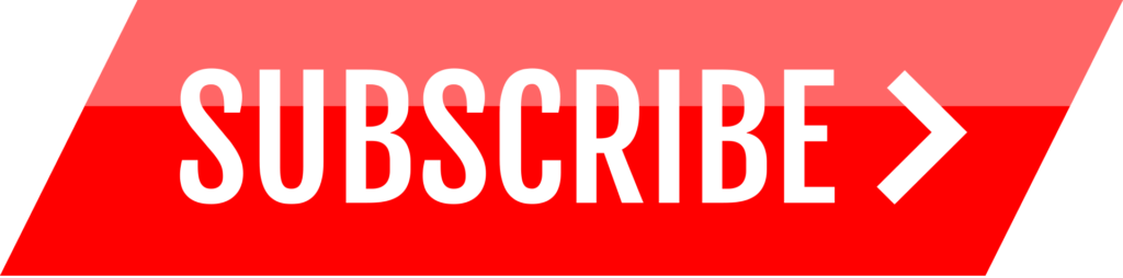 Free Sleek Red YouTube Subscribe Button By AlfredoCreates