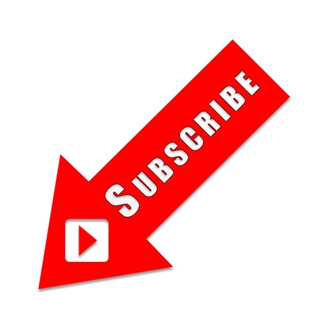 Arrow youtube subscribe png 39345  Free Icons and PNG