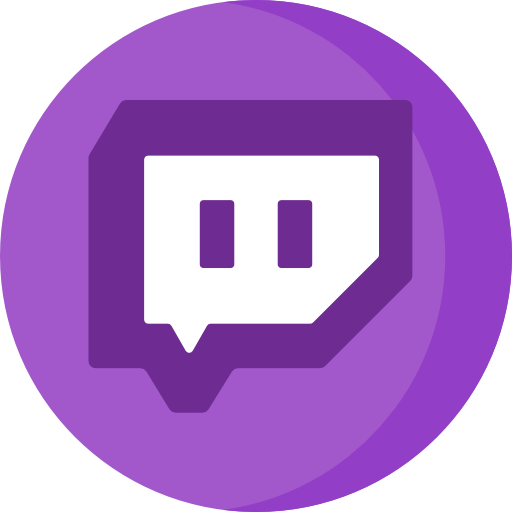 CRMla Twitch Icon Png Transparent