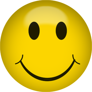 Smiley Face Transparent  Free download on ClipArtMag
