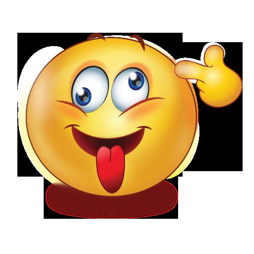 Confused Crazy Emoji