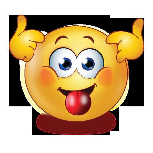 Confused Teasing Crazy Emoji