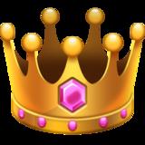 Crown Emoji on Facebook 30