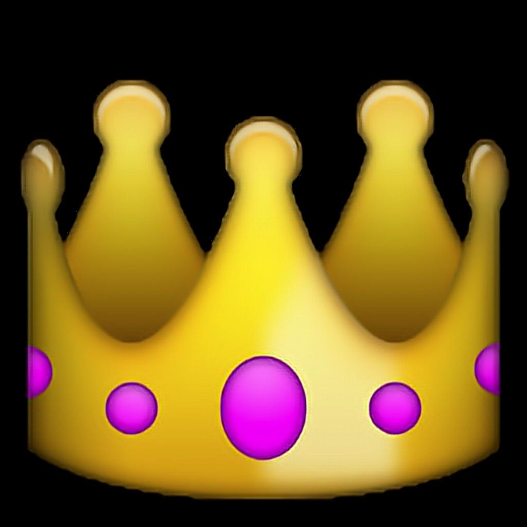 Emoji clipart king Emoji king Transparent FREE for