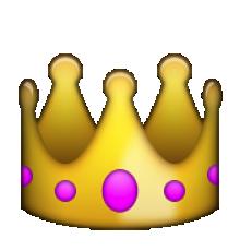 Ios Emoji Crown