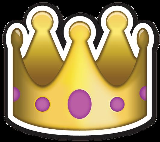 Crown | Emoji stickers and Emojis - Crown Emoji