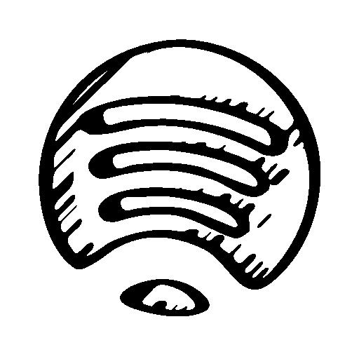 Custom Spotify Icon 74829  Free Icons Library