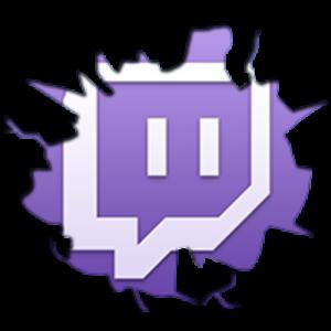 Twitch PNG логотип скачать бесплатно