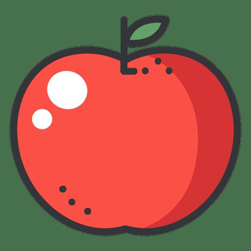 Apple Animation Cartoon Computer Icons Clip art  apple