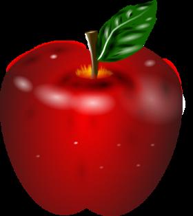Free Transparent Apple Cliparts Download Free Transparent
