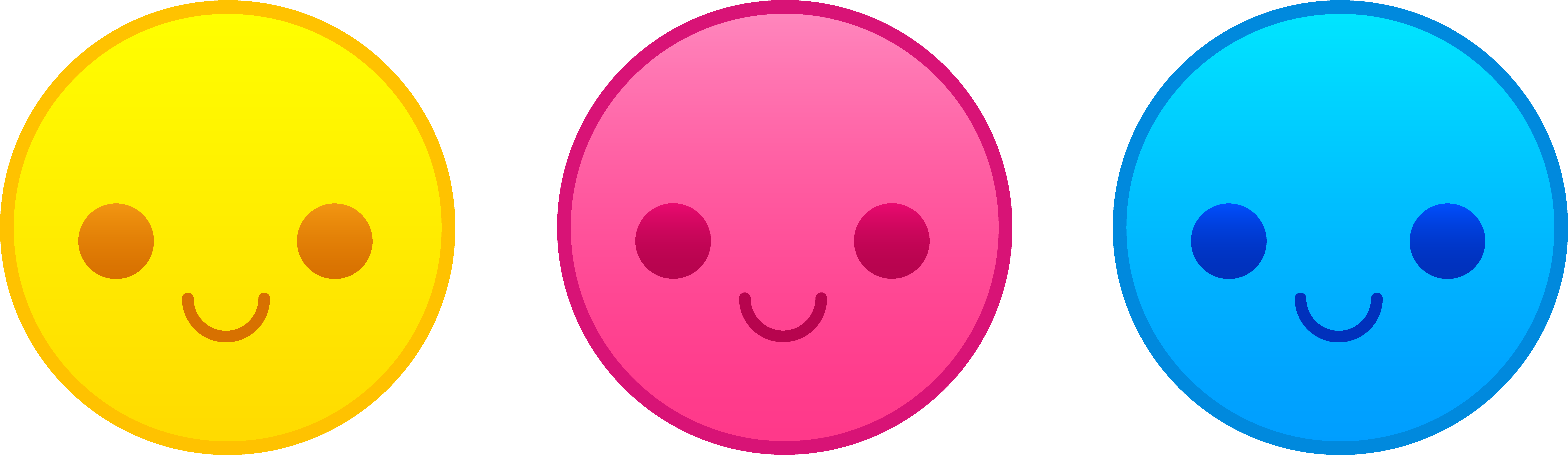 Free Clip Art Smiley Faces Emotions - Cliparts.co - Cute Smiley Face Clip Art