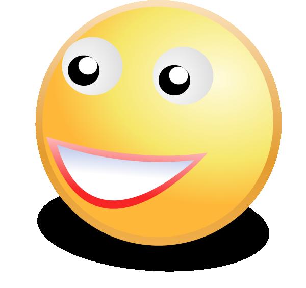 Smile Face Clip Art at Clkercom  vector clip art online
