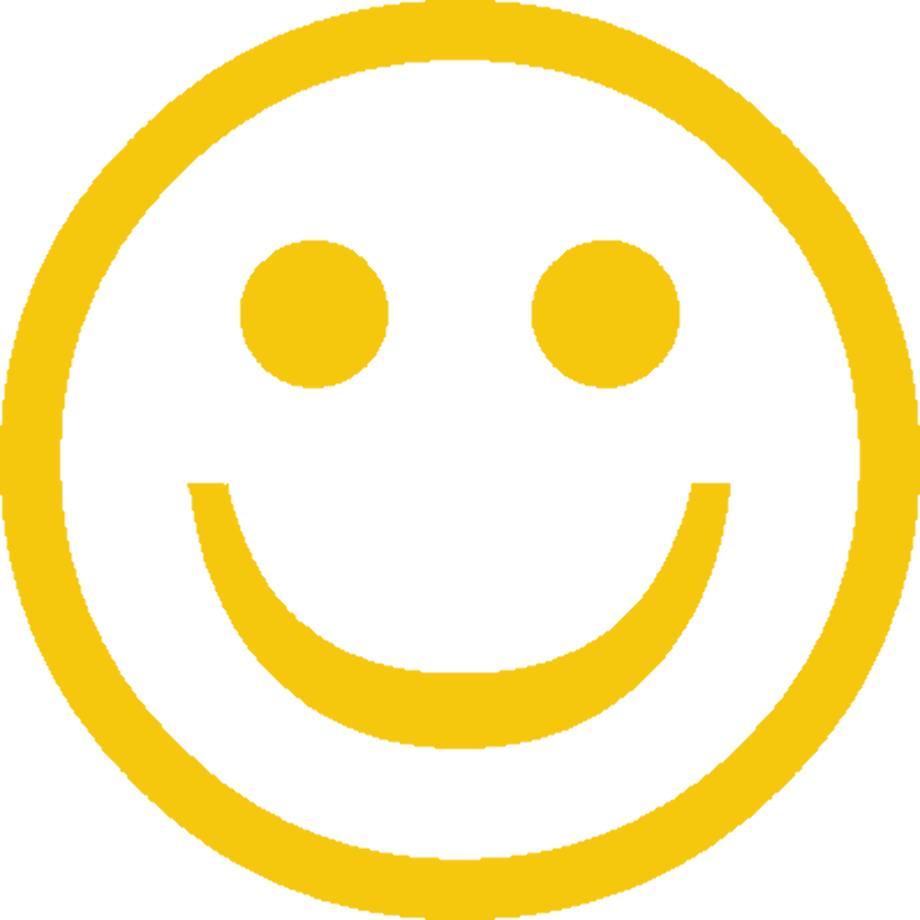 Download High Quality happy face clipart cute Transparent