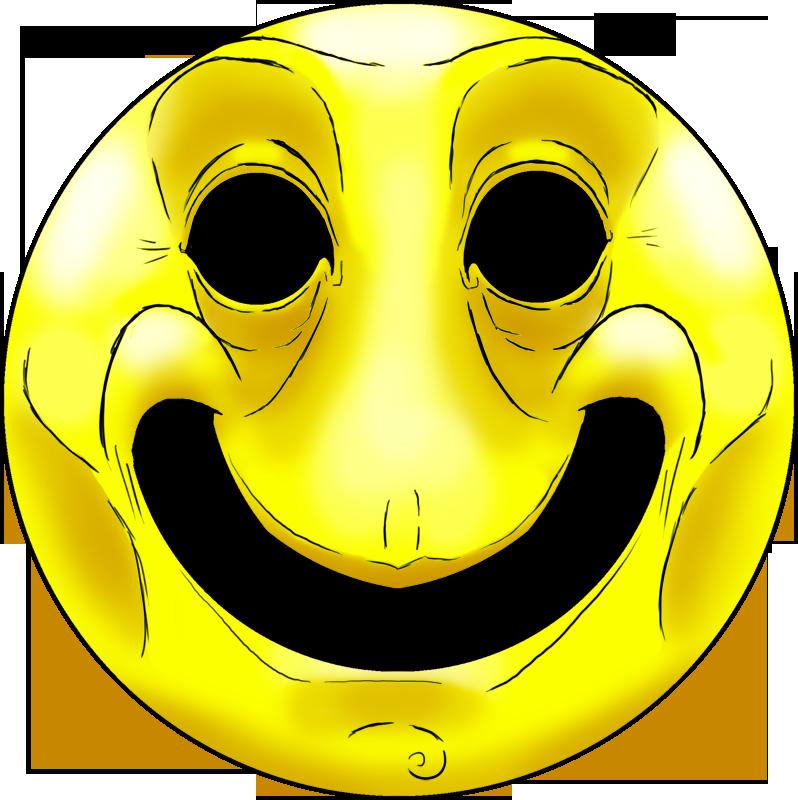 Crazy Happy Face  Clipartsco