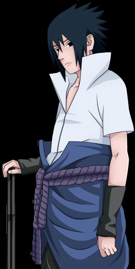 Uchiha Sasuke Cool Pose by Skurpix on DeviantArt