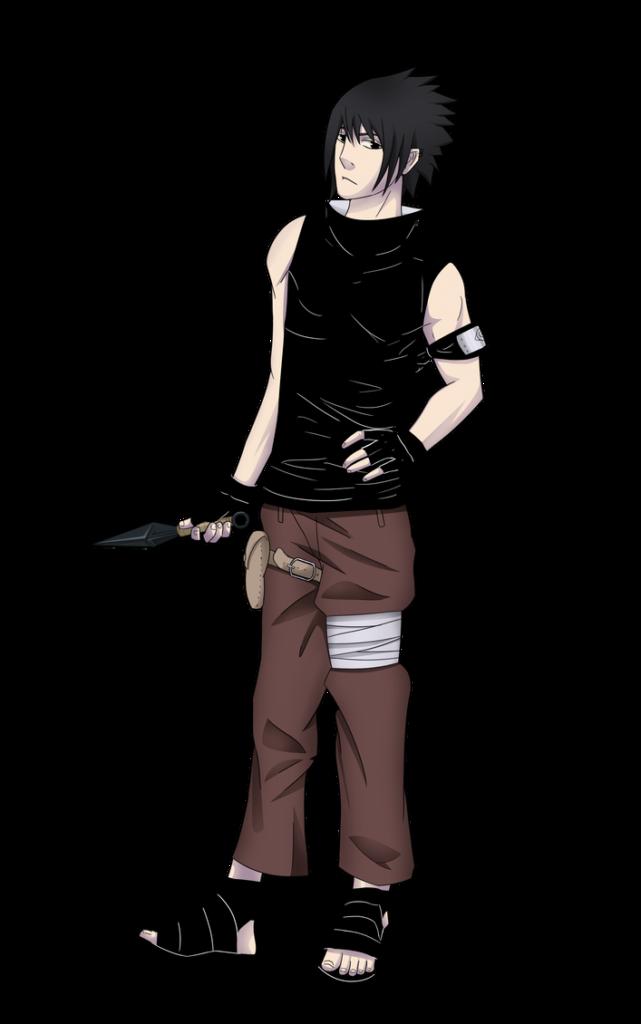 Uchiha Sasuke by Cantrona on DeviantArt