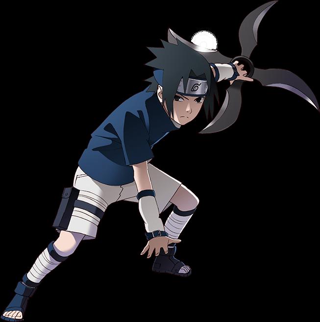 Sasuke Uchiha by AiKawaiiChan on DeviantArt
