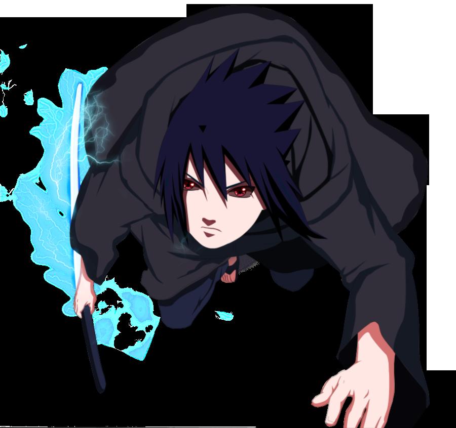 Sasuke render by exdarkstyle on DeviantArt - Dark Sasuke