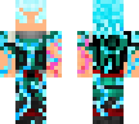 Deku on 100  Minecraft Skin