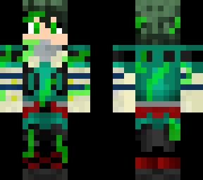 Deku  Minecraft Skin