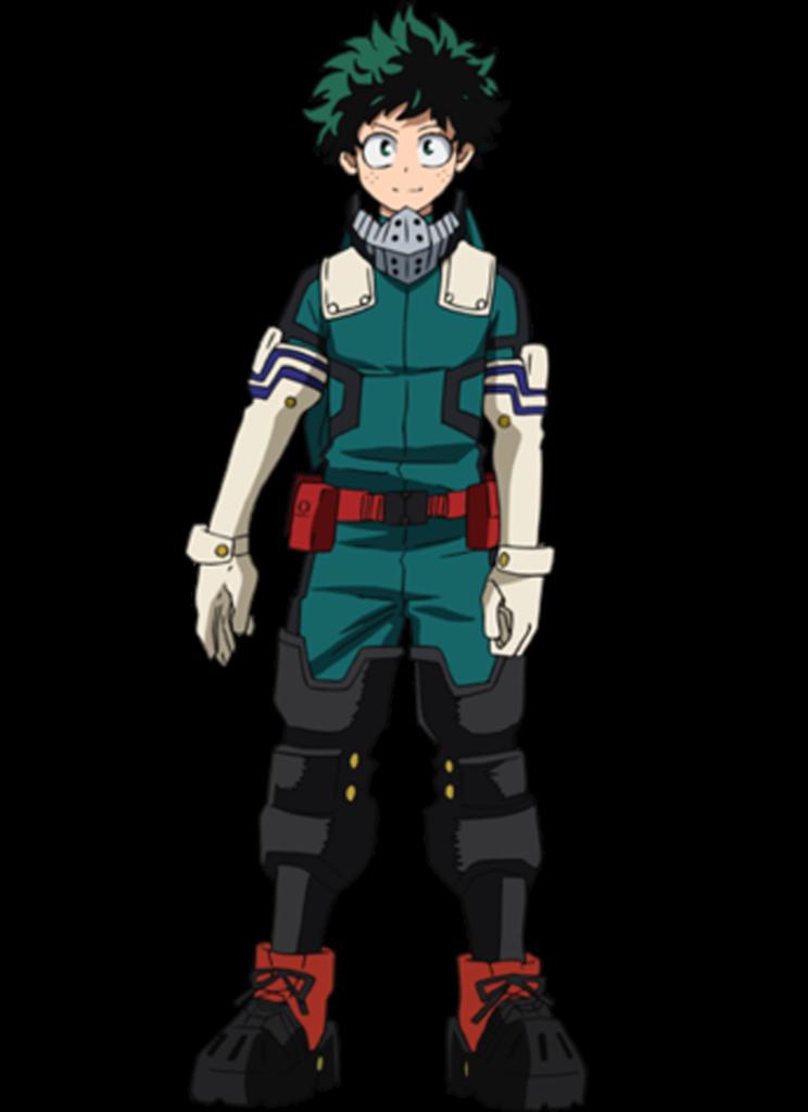 Respect Izuku Deku Midoriya My Hero Academia