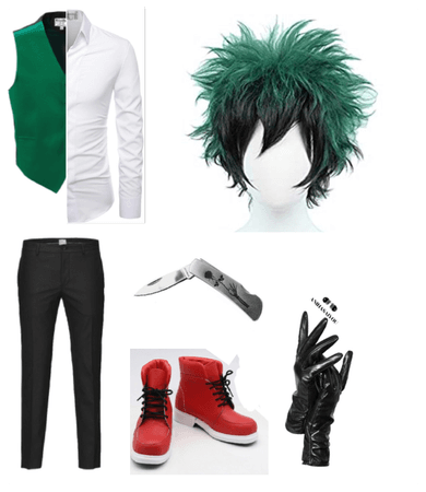 my villain deku Outfit  ShopLook