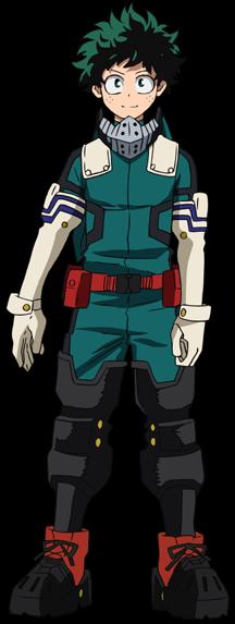Izuku Midoriya  Boku no Hero Academia Wiki  FANDOM