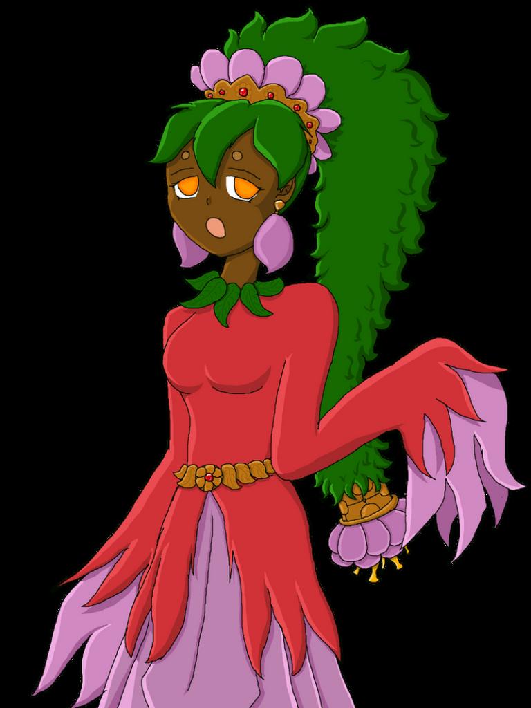 Deku Princess by KittyCowLexa on DeviantArt