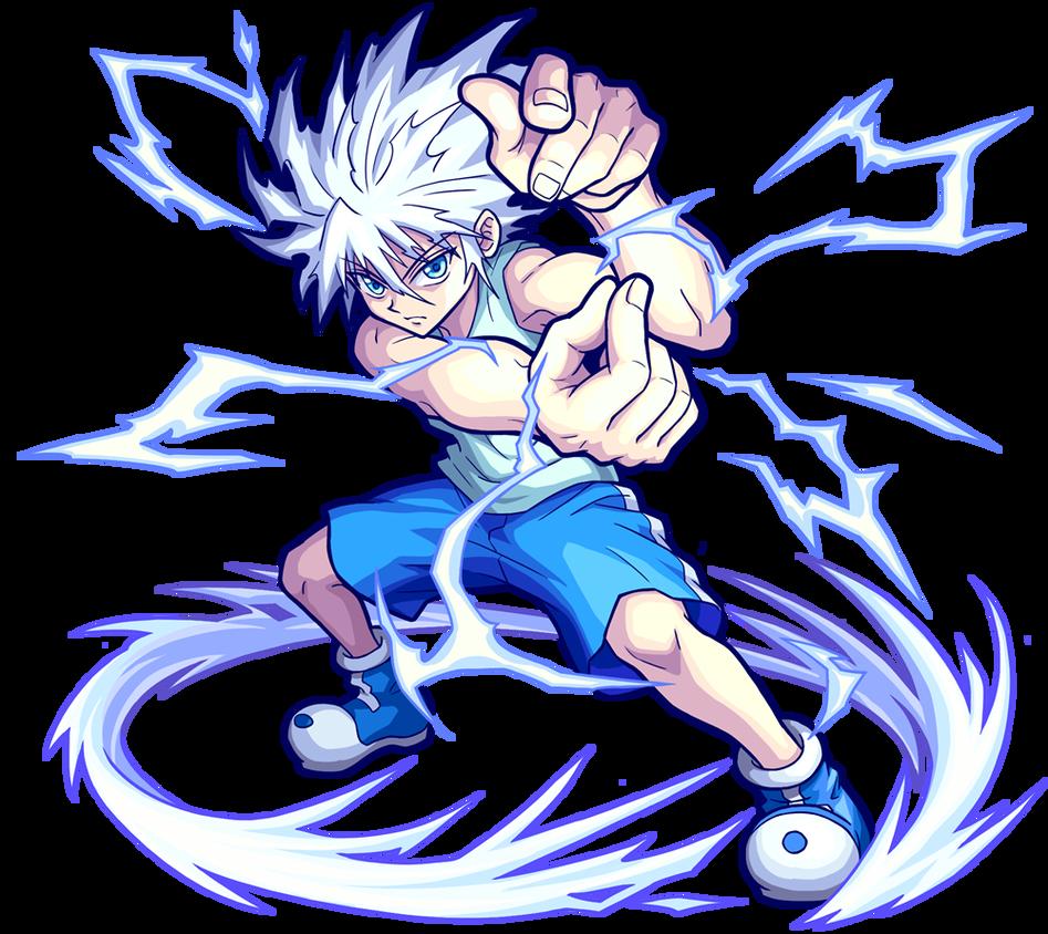 Killua X Hunter X Hunter by mada654  Dibujos Personajes