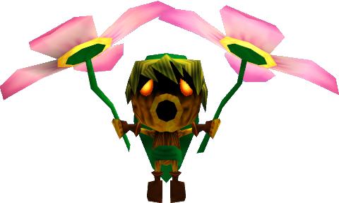 Image  Deku Flightpng  Zeldapedia the Legend of Zelda