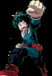 Izuku Midoriya vs Hitmonchan  VS Battles Wiki  Fandom