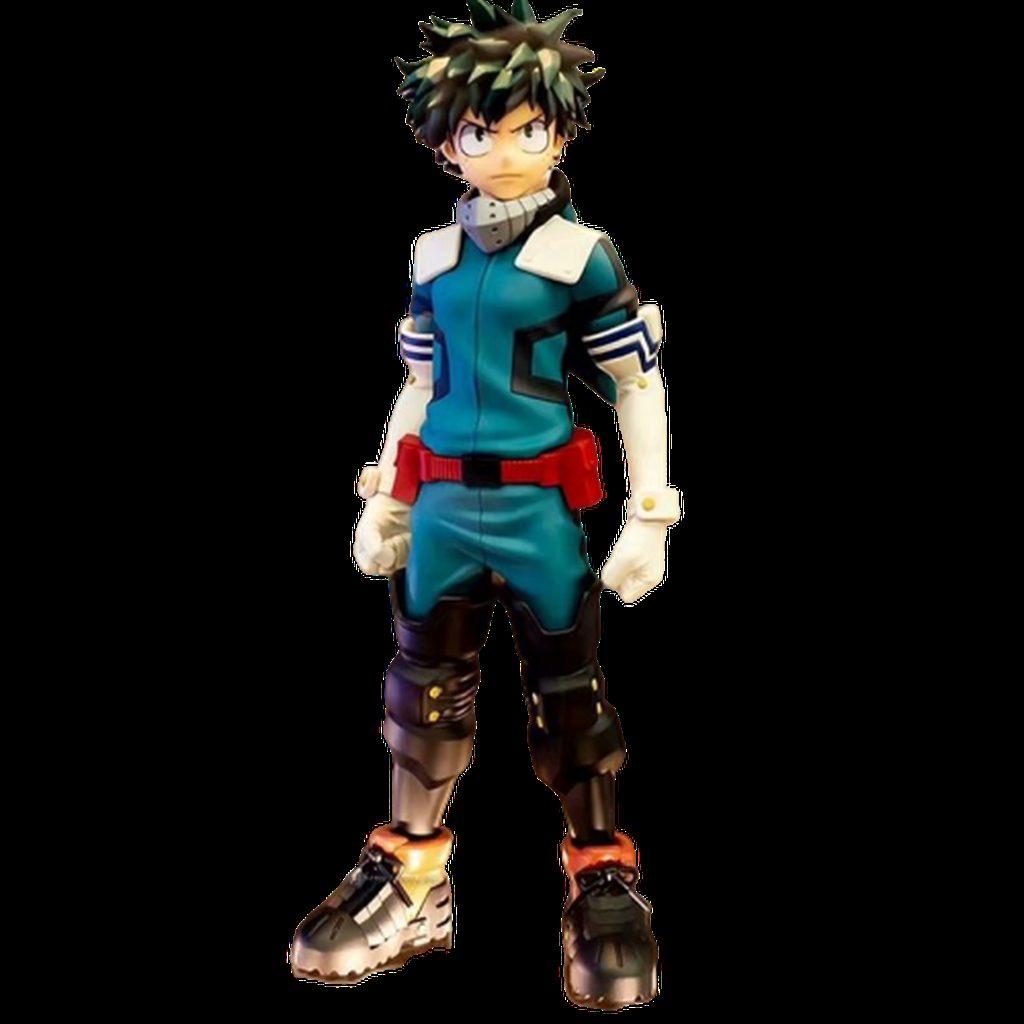 Action Figure My Hero Academia  Deku 25cm