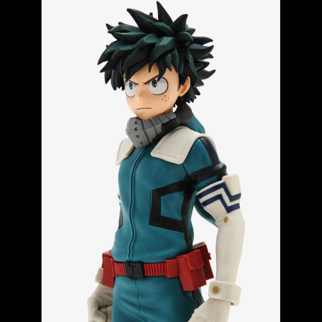 Banpresto My Hero Academia Grandista Deku Collectible Figure