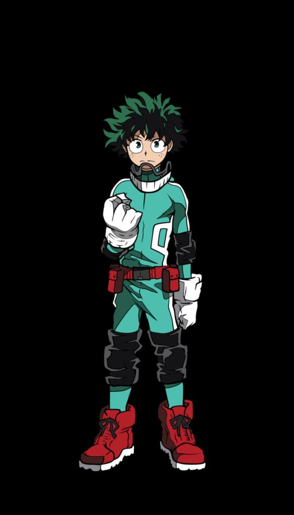 My Hero Academia Deku Izuku Midoriya FiGPiN  Gaming