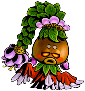Deku Princess  Zelda Wiki