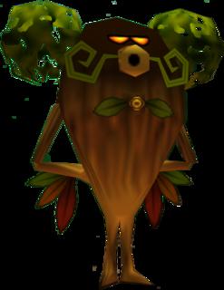 Deku Butler  Zelda Wiki
