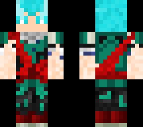 My Hero Academia  Minecraft Skins