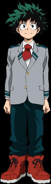 Изуку Мидория  Моя геройская академия Вики  FANDOM