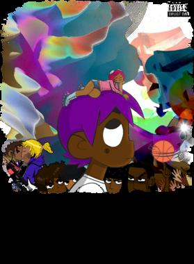 Lil Uzi Vert Vs The World Mixtape Cover Rap Hip Hop Music