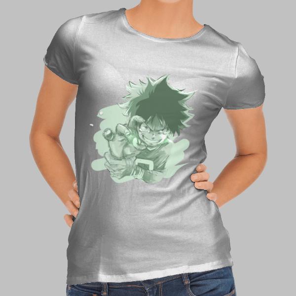 Deku Sketch women tshirt by PsychoDelicia  Señor Cool