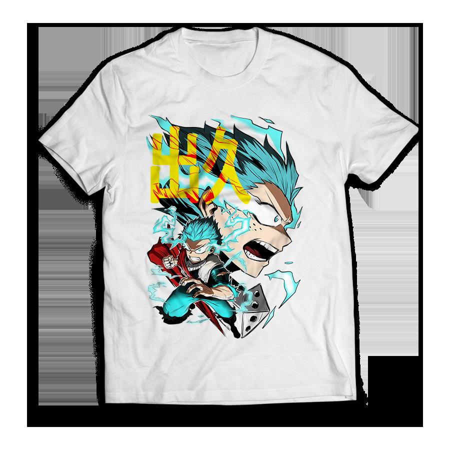 Deku 100 Polyester Shirt  Good Game Clothing Co