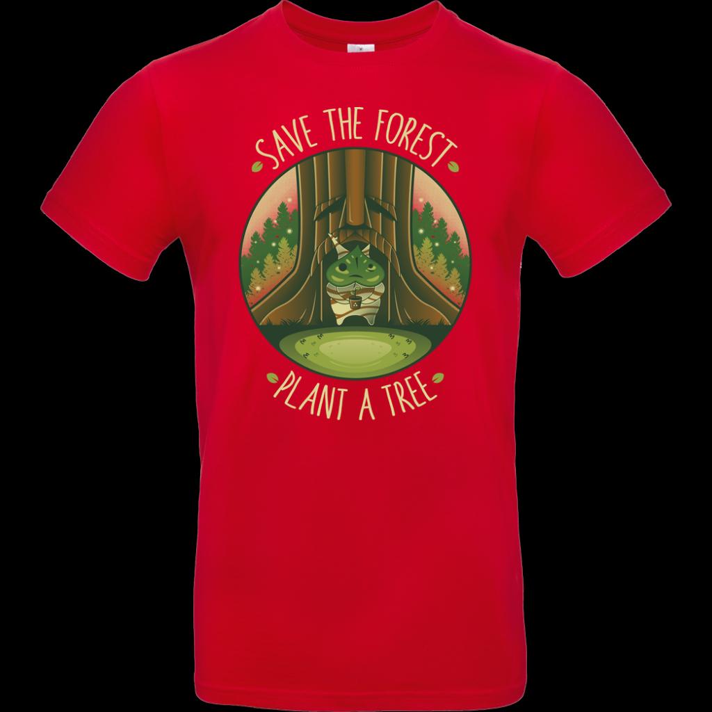 Save the Forest TShirt Kaufen Supergeekde