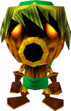 Item Box: Transformation Masks (The Legend of Zelda ... - Deku's Mask