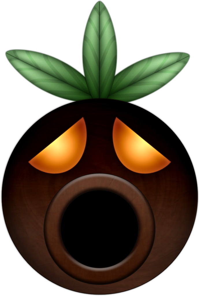 Deku Mask by BLUEamnesiac on DeviantArt