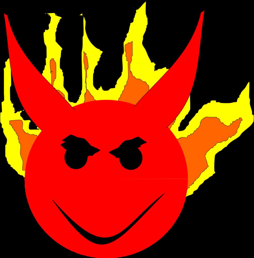 Devil Smiley  ClipArt Best