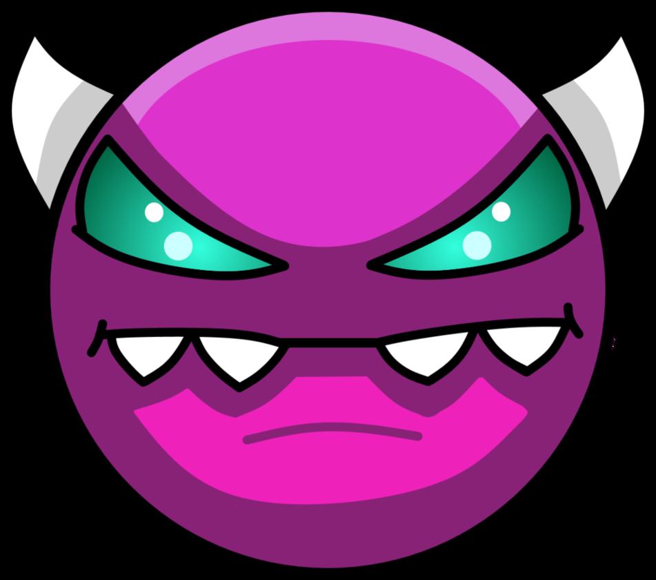 Demon clipart devil face Demon devil face Transparent