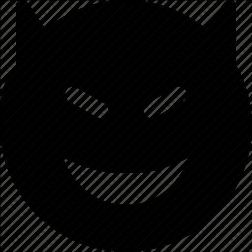 Evil Face Smiley  ClipArt Best