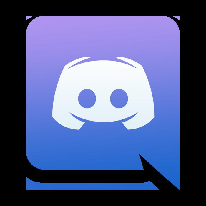 I made a reimagined Discord icon for MacOS OC  discordapp
