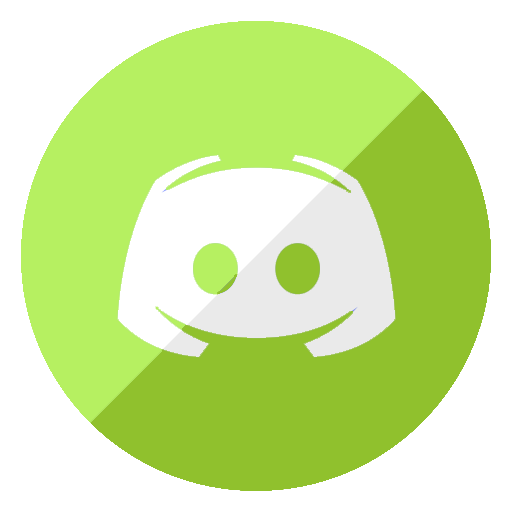Green Discord Icon at GetDrawings  Free download