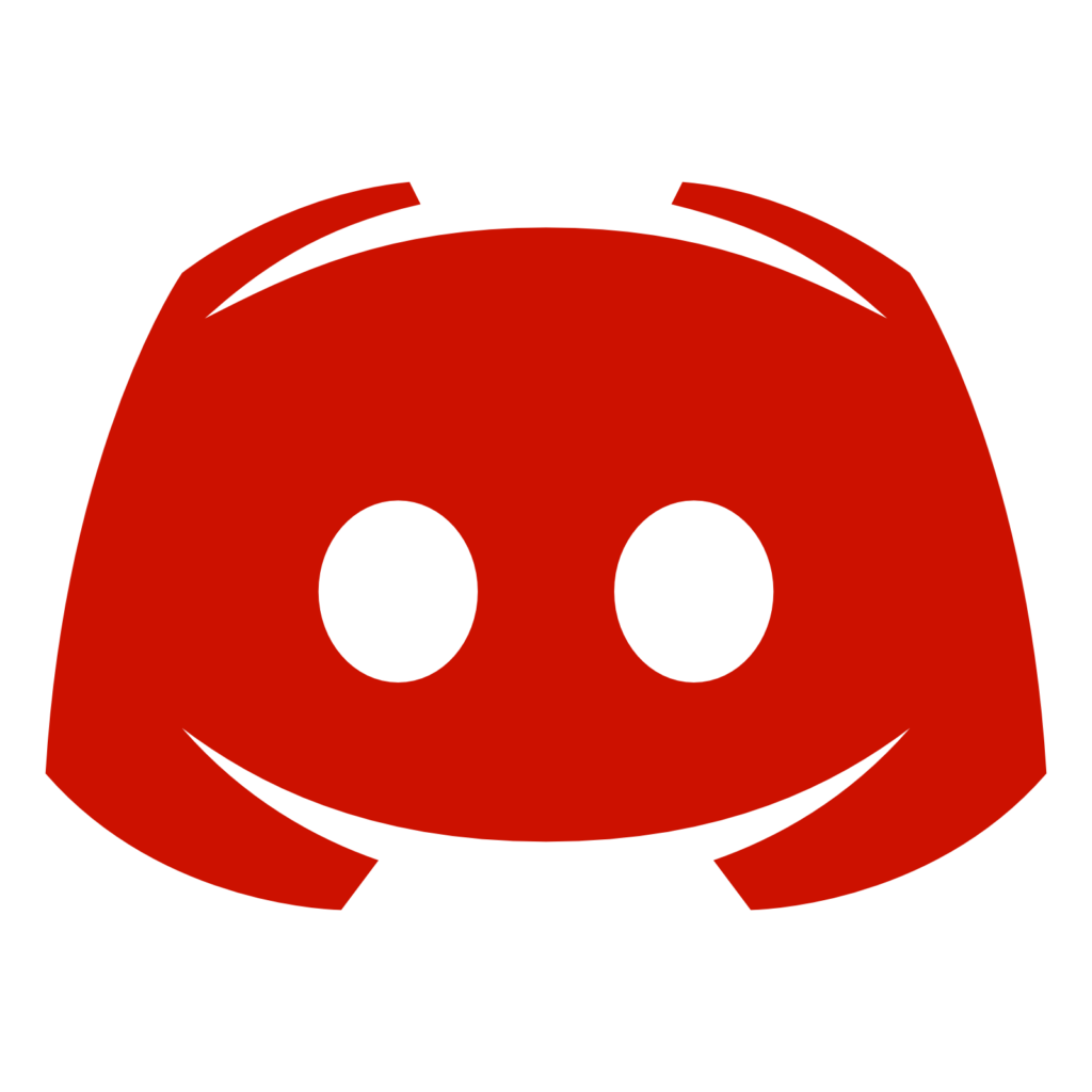 Red Discord Logo Transparent Background  WICOMAIL